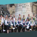 Gyergyószentmiklósi fúvós koncert (Örmény Templomkert)