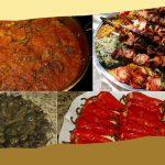 Örmény gasztró: kávé, konyak, bor, sütik, keleti ételek (fizetős)